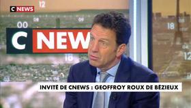 Geoffroy Roux de Bézieux invité de Jean-Pierre Elkabbach