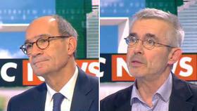 Eric Woerth et Yves Veyrier