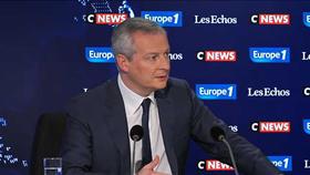 Bruno Le Maire , Le Grand Rendez-vous sur Cnews