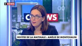 L'interview d'Amélie de Montchalin