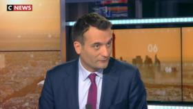 Florian Philippot : «c'est la dernière chance pour Emmanuel Macron»