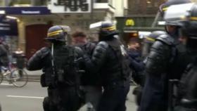 «Gilets jaunes» : le nombre de gardes à vue continue de faire débat