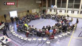 Un premier débat dans le calme à Saint-Germain-au-Mont-d'Or