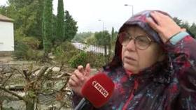 Inondations dans l'Aude : des habitants traumatisés
