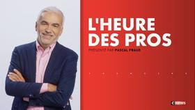 L'Heure des Pros (2e débat) du 24/04/2018