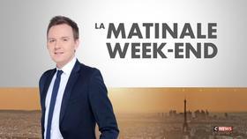 L'invité(e) de la Matinale week-end du 19/05/2018