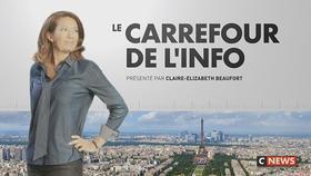 L'invité(e) du Carrefour de l'info du 23/05/2018