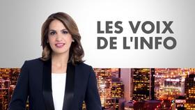 Les Voix de l'info du 24/05/2018