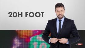 20h Foot du 10/06/2018