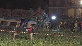 Italie : un déraillement de train fait 2 morts