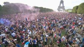 La France championne du monde : la joie des supporters en images