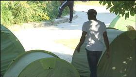 Les conditions de vie difficiles des migrants à Nantes