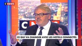 Pierre-Frédéric Roulot, président de Louvre Hotels Group