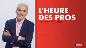 L'Heure des Pros (1ere partie) du 09/11/2018