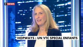 Hopways: un VTC spécial enfants