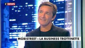 MobiStreet : la business trottinette