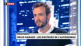 Hello Garage: les docteurs de l'automobile