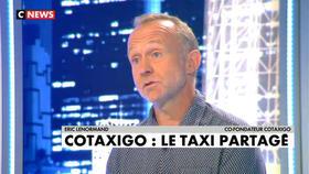 CoTaxiGo: le taxi partagé