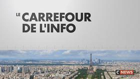 L'invité(e) du Carrefour de l'info du 23/10/2018
