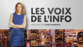 Les Voix de l'info : le débat du 11/10/2018