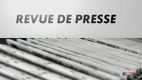 Revue de presse du 02/11/2018