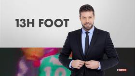 13h Foot du 13/10/2018