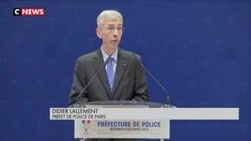 Grève du 5 décembre : «près de 6.000 fonctionnaires et militaires» mobilisés selon Didier Lallement