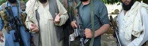 Des talibans afghans à Jalalabad le 16 juin 2018 [NOORULLAH SHIRZADA / AFP]