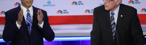 Bernie Sanders et Joe Biden s'envolent dans les sondages