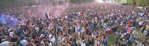 La France championne du monde : revivez la joie des supporters en images