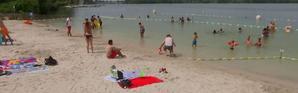 Bordeaux : la plage pour fuir la chaleur du centre-ville
