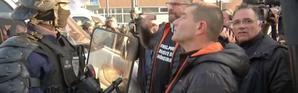 Les ex-salariés de Whirlpool attendent Emmanuel Macron de pied ferme