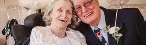 Les deux amoureux sont désormais âgés de 72 et 74 ans.