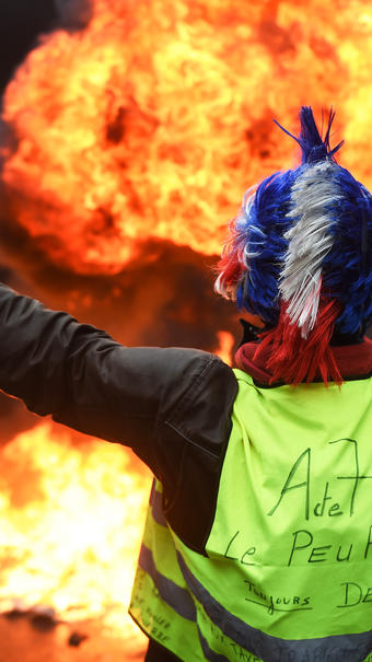 MEHDI FEDOUACH / AFP