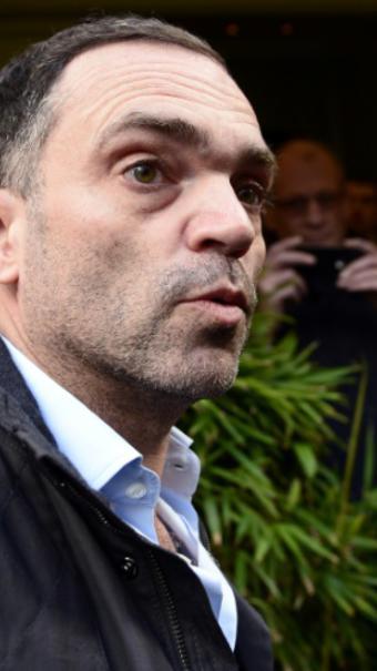 L'écrivain Yann Moix le 4 novembre 2013 à Paris [ERIC FEFERBERG / AFP/Archives]