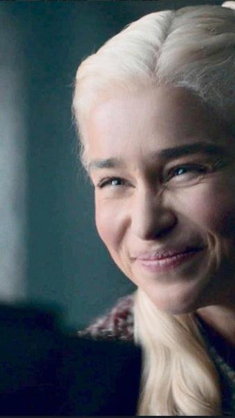 Daenerys, la «Reine des dragons» devenue «Reine folle».