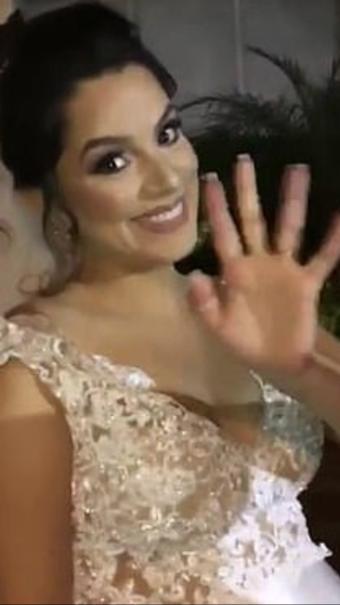 Enceinte de 6 mois, une future mariée est décédée des suites d'un accident vasculaire cérébral, quelques minutes avant d'atteindre l'autel, au Brésil.