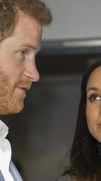 Le prince Harry et l'actrice américaine Meghan Markle se marieront en mai à Windsor.
