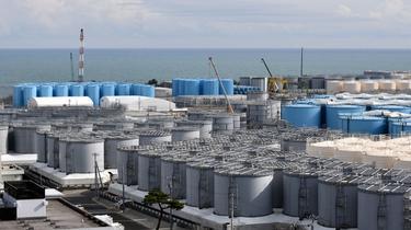 La capacité de stockage des eaux à Fukushima est bientôt arrivée à sa limite