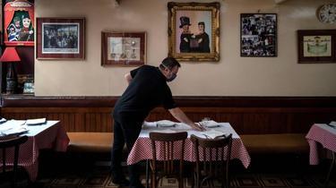 Les restaurants pourront rouvrir en intérieur, avec une jauge limitée à 50 %.