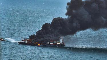 catastrophe Le Sri Lanka se prépare à une marée noire