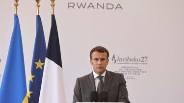 Politique Emmanuel Macron veut «un plan Marshall» pour l'Afrique