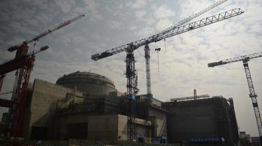 Das Kernkraftwerk Taishan wurde 2013 gebaut.