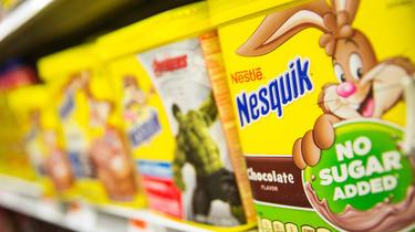 Une note interne du groupe Nestlé indique que 60% de leurs produits ne sont pas «bon» pour la santé, notamment les boissons et confiseries.