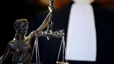 """Los más altos jueces de Francia retirados """"Libertad de justicia"""" Después de las declaraciones de Emmanuel Macron sobre """"Requerido"""" Un ejemplo en el caso de Sarah Halimi [Franck Fife / AFP/Archives]"""