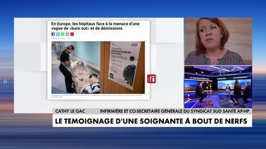 Cathy Le Gac : «Les personnels démissionnent, ne viennent plus car ils n'en peuvent plus»