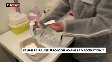 Czy przed szczepieniem konieczne jest wykonanie testu serologicznego?