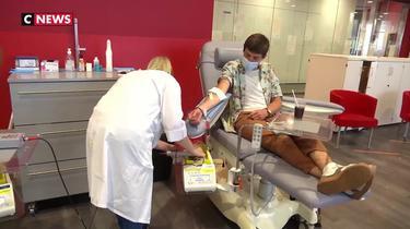 Le don du sang en plein Covid