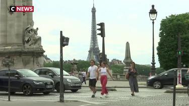 Timide reprise du tourisme à Paris