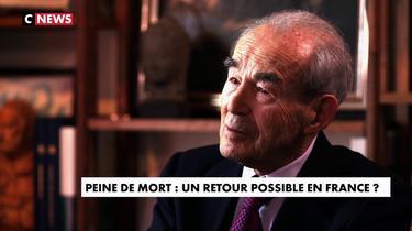 Robert Badinter, ancien ministre de la justice : «La peine de mort a toujours été l'expression des dictatures» #LaMatinaleWE